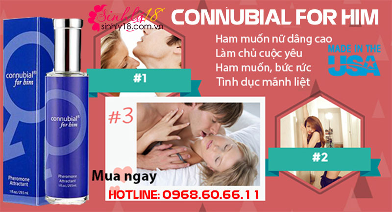 connubial-for-him