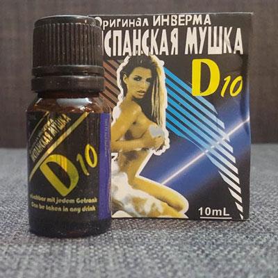 Nước uống kích thích tình dục nữ D10