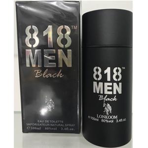 nước hoa kích dục 818 black