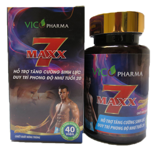 sản phẩm maxx 7