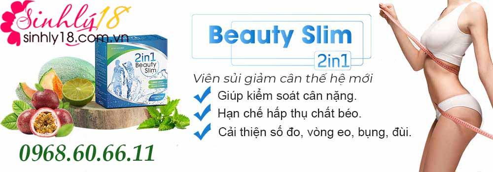 Công dụng của Beauty Slim