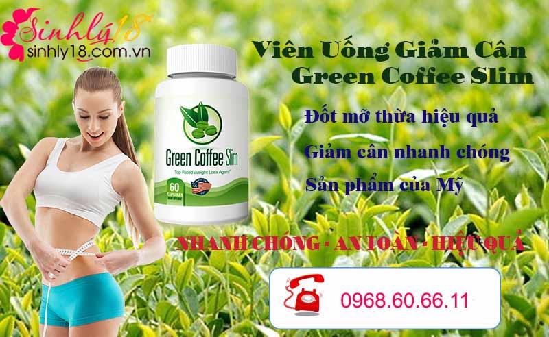 Sản phẩm Green Coffee Slim