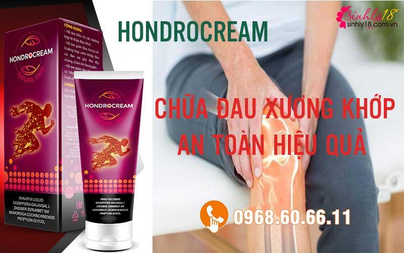 ưu điểm của hondrocream