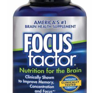 Viên Uống Focus Factor Nutrition For The Brain Của Mỹ