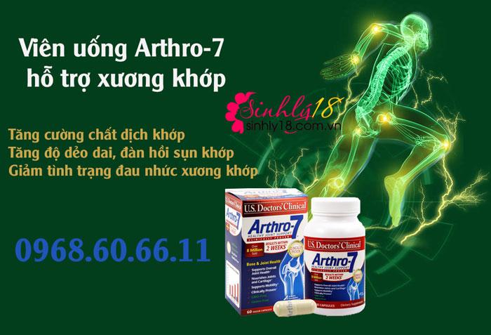 Công dụng Arthro-7