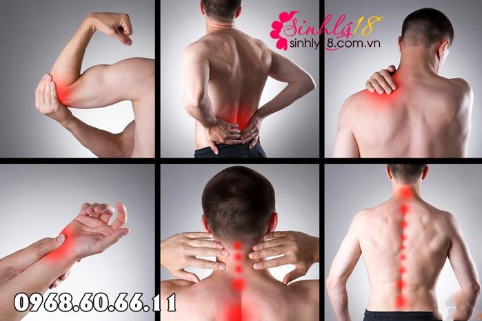 Nguyên nhân và biến chứng của tình trạng cơ xương khớp