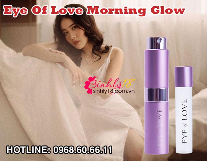 Eye Of Love Morning Glow-5