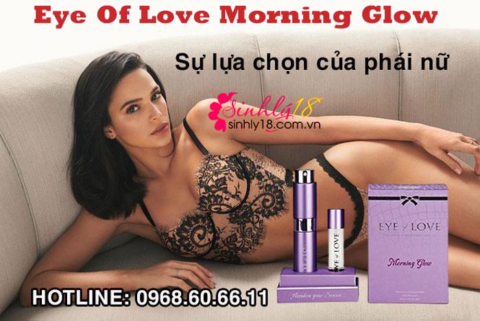 Eye Of Love Morning Glow-6