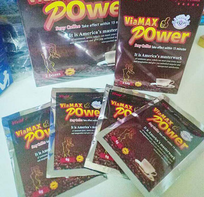 Bột pha uống kích thích ViaMax Power