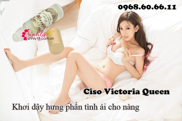 Nước hoa tình yêu Ciso Victoria Queen