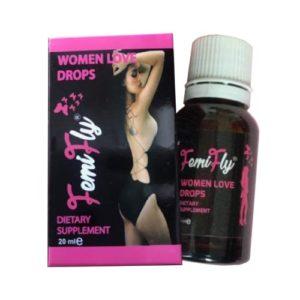 Nước uống kích thích nữ dạng nước Femi Fly lên giường cực nhanh