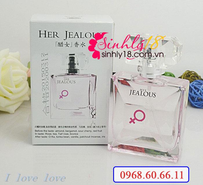 Công dụng của nước hoa tình yêu Her Jealous