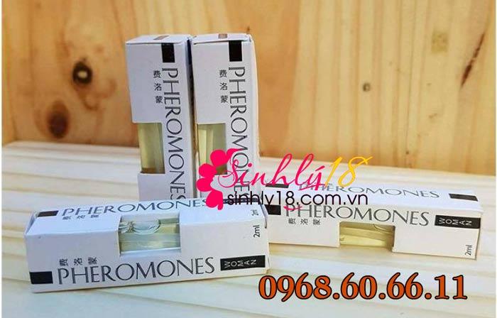 Công dụng của nước hoa tình yêu Pheromones
