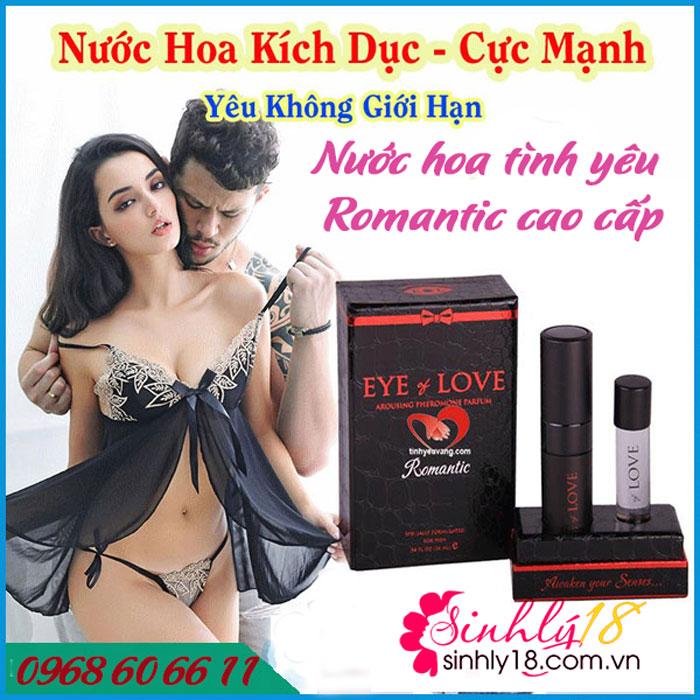 Thông tin sản nước hoa tình yêu Romantic cao cấp