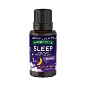 Tinh dầu giúp ngủ ngon và tăng khoái cảm tình ái nữ cực mạnh Sleep Traquil