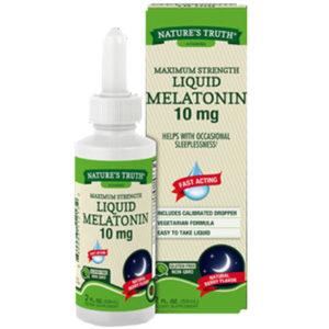 Nước uống kích thích tình dục nữ Liquid Melatonin