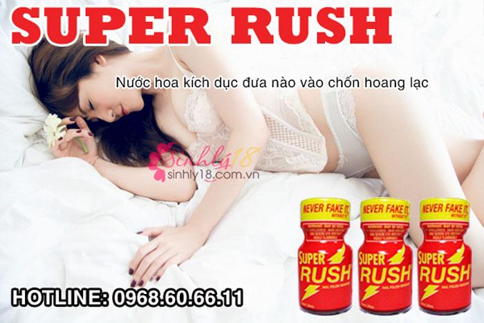 super rush-7