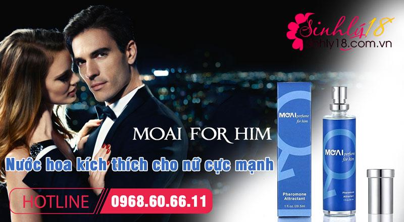 Moai For Him