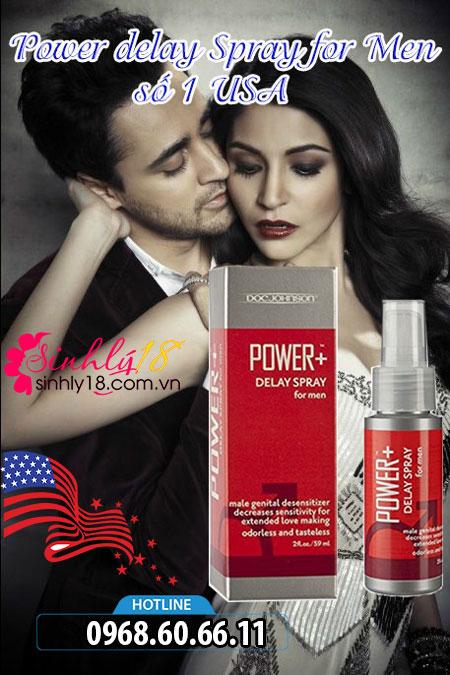 Power+ Delay Spray for Men-3