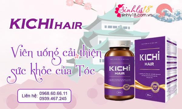 Giới thiệu Kichi Hair
