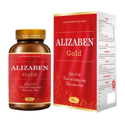 Viên uống Alizaben Gold