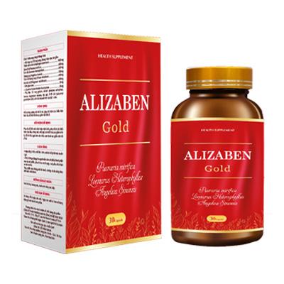Sản phẩm Alizaben Gold