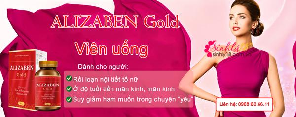Đối tượng sử dụng Alizaben Gold