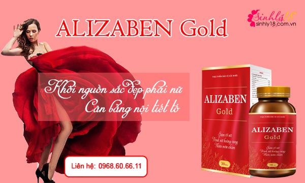 Giới thiệu Alizaben Gold